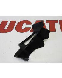 ducati left hand inner fuse box panel multistrada 1200 48110611a